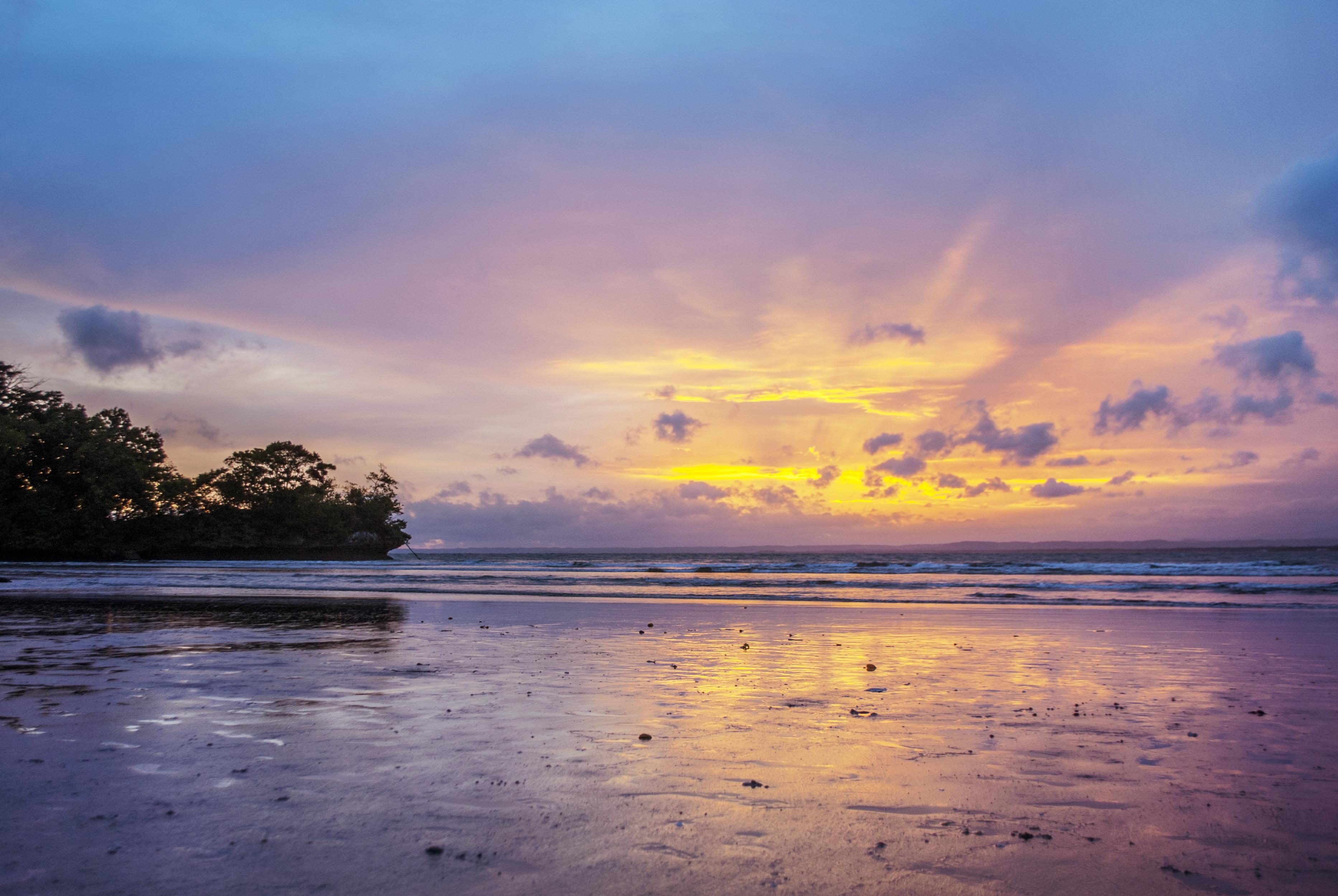 Indonesia Paradise Scenes